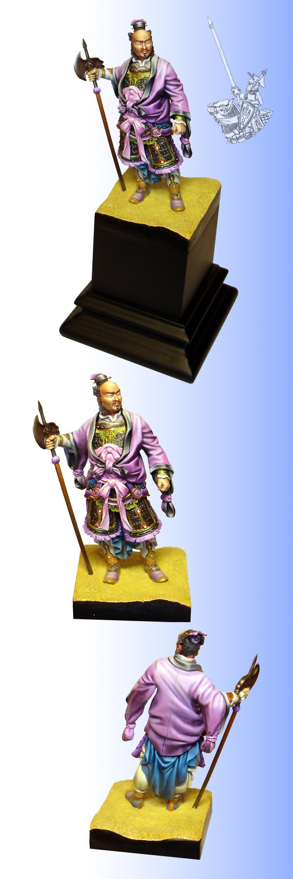 Chinese General - Han Dynasty