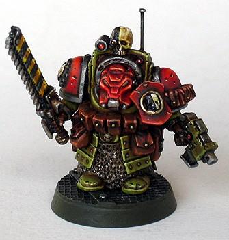 Adeptus Mechanicus squat / space dwarf  advisor