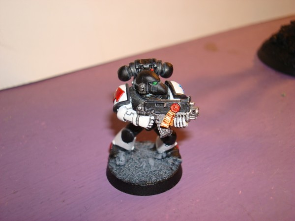 a basic Nova Legionnaire marine
