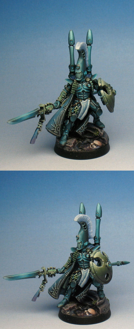 Eldar come with a very clean 2011