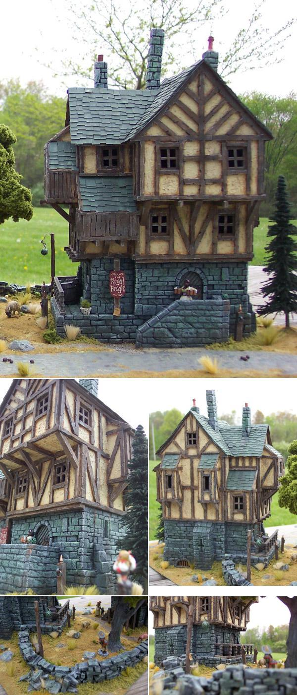 Coolminiornot The Regal Beagle Tavern By Theomar Pius