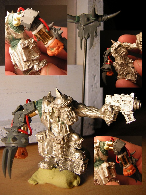 Ork Shooter - conversion for Toronto GD 2008