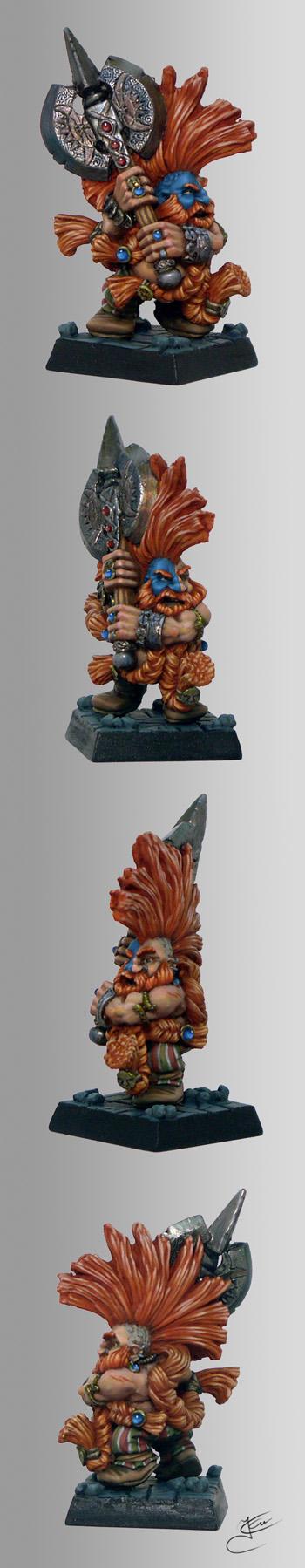 Dwarf Slayer Lord