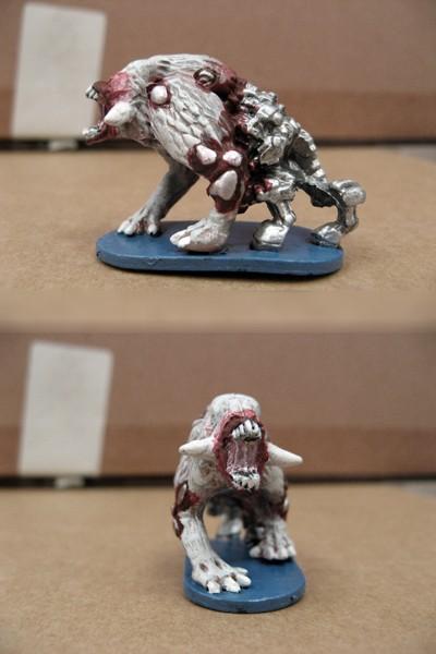 dark eldar clawed fiend