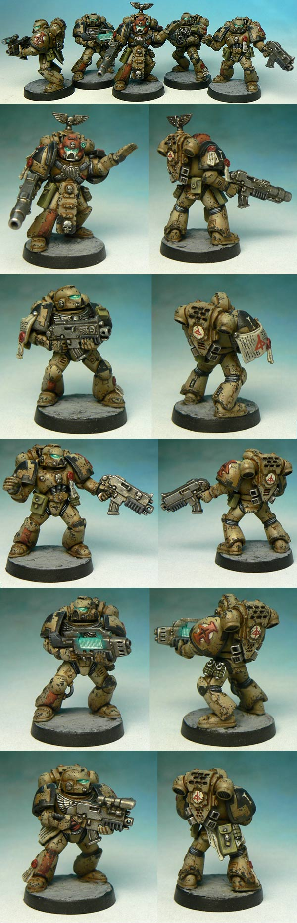 Marines Tactical Demi-Squad
