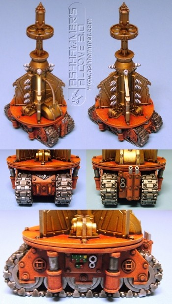 Adeptus Mechanicus Apocalypse Shield Generator