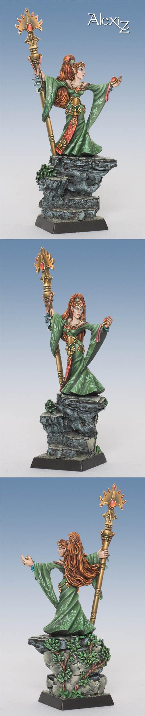 Alarielle, The Everqueen of Averlorn