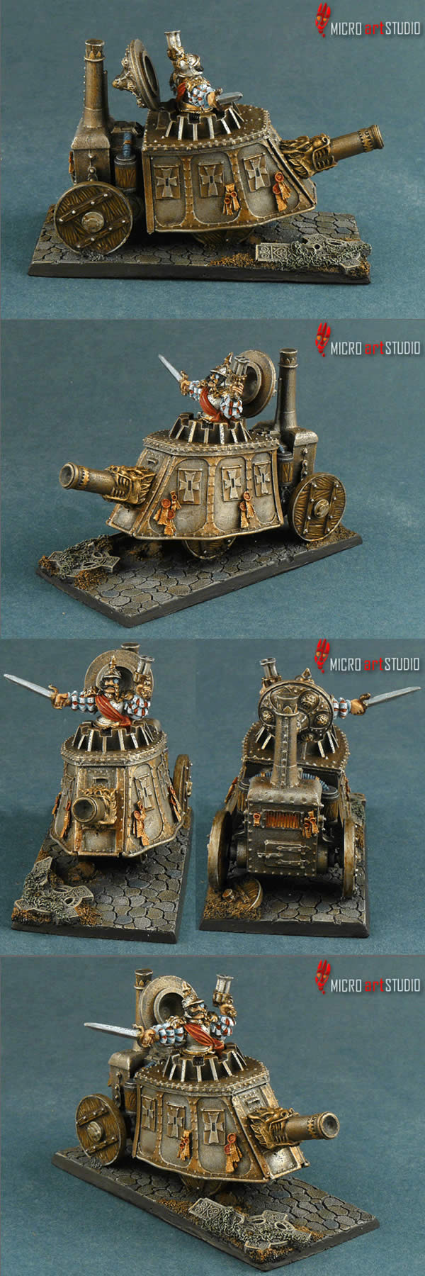 Empire Steamtank - old version