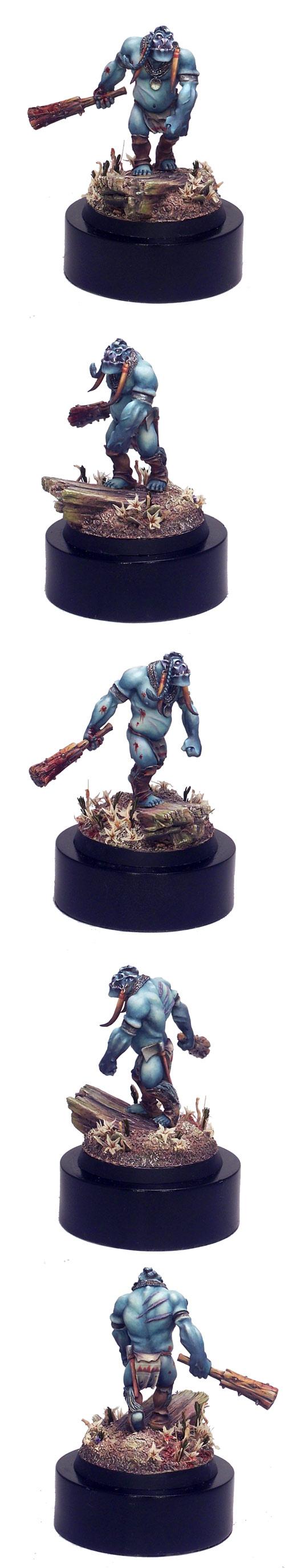 Kraken - Aurlok Totem Warrior