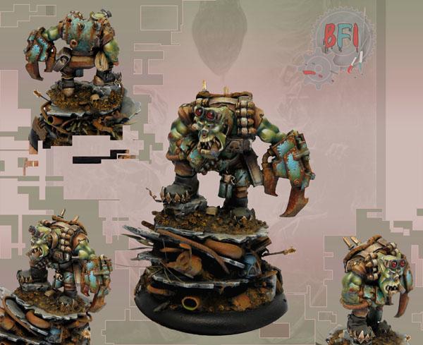Ork Scrapyard Boss