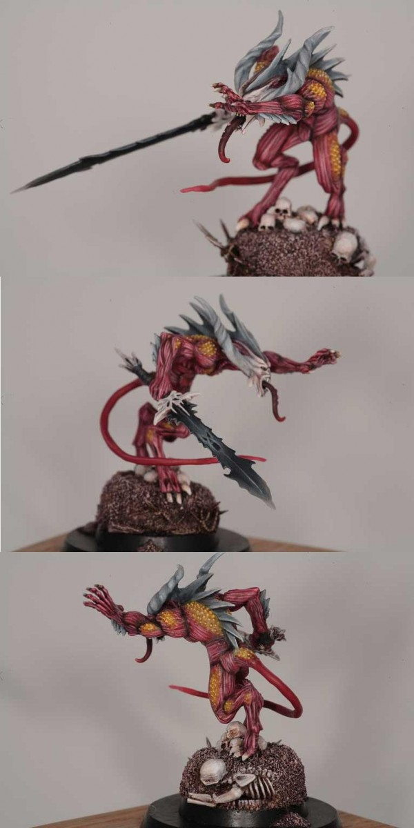 Coolminiornot Bloodletter By Cybersquig