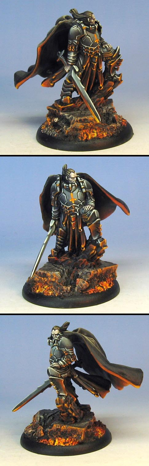 CMON9 contest  Dark Crusader