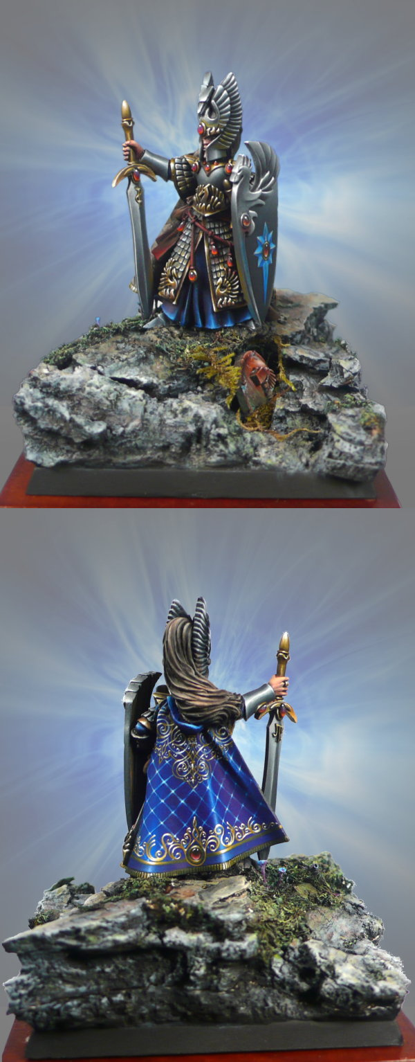 high elf swordmaster