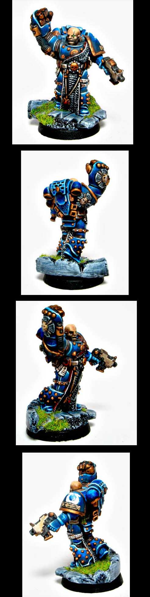 Ultramarine Gamesday Captain