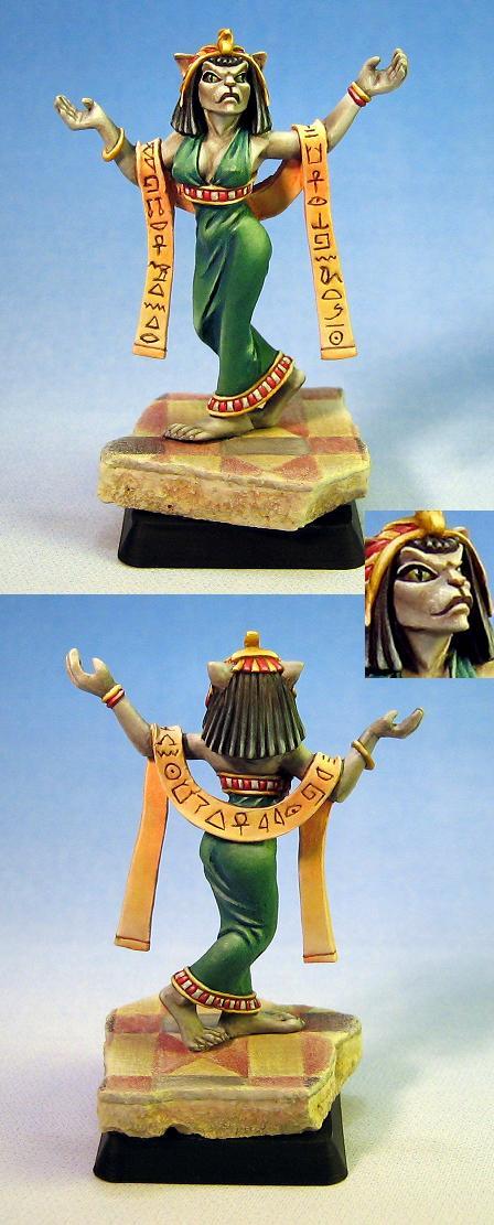 Basti Priestess