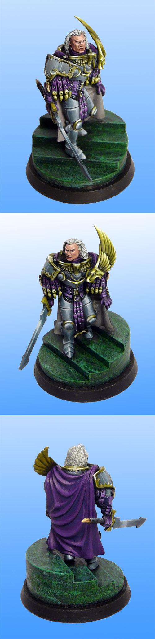 Fulgrim, Emperor's Children Primarch