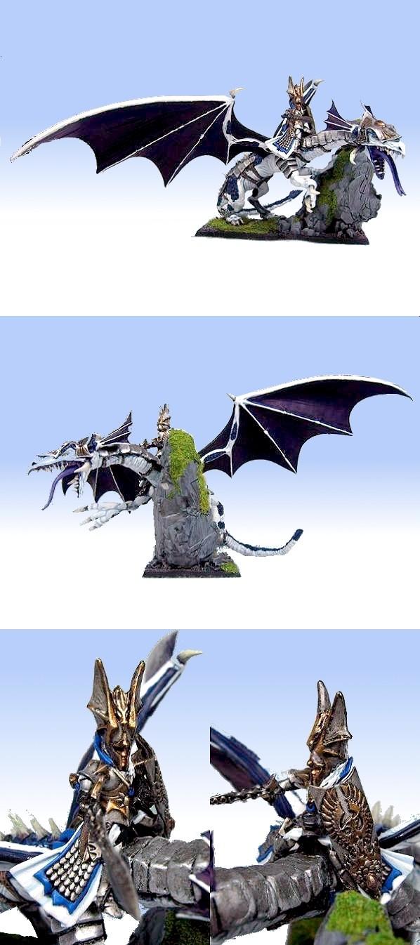 High Elf Dragon Prince