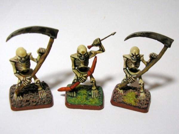 Heroquest Skeletons