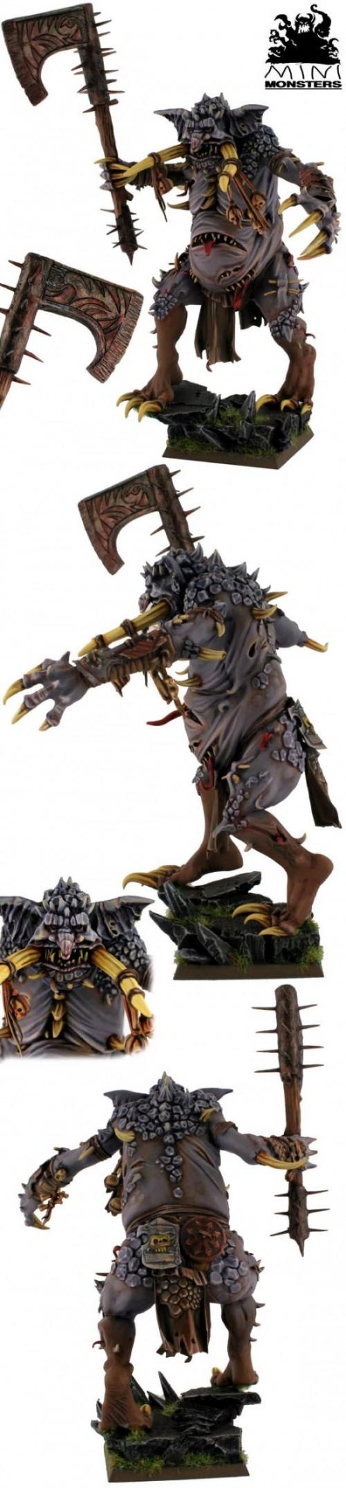 Chaos THROGG King of Trolls