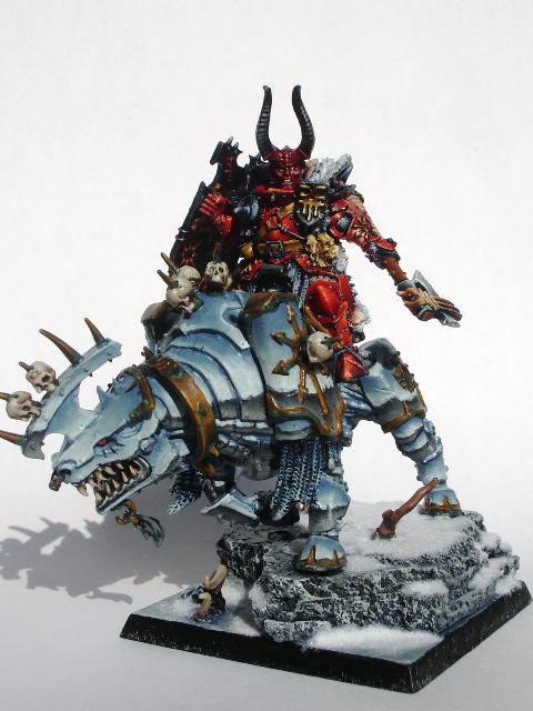 Chaos Lord on Juggernaut Chromatic