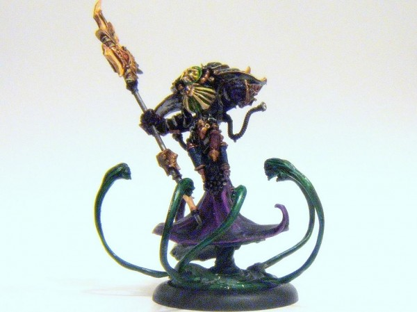 Epic Lich Lord Asphyxious