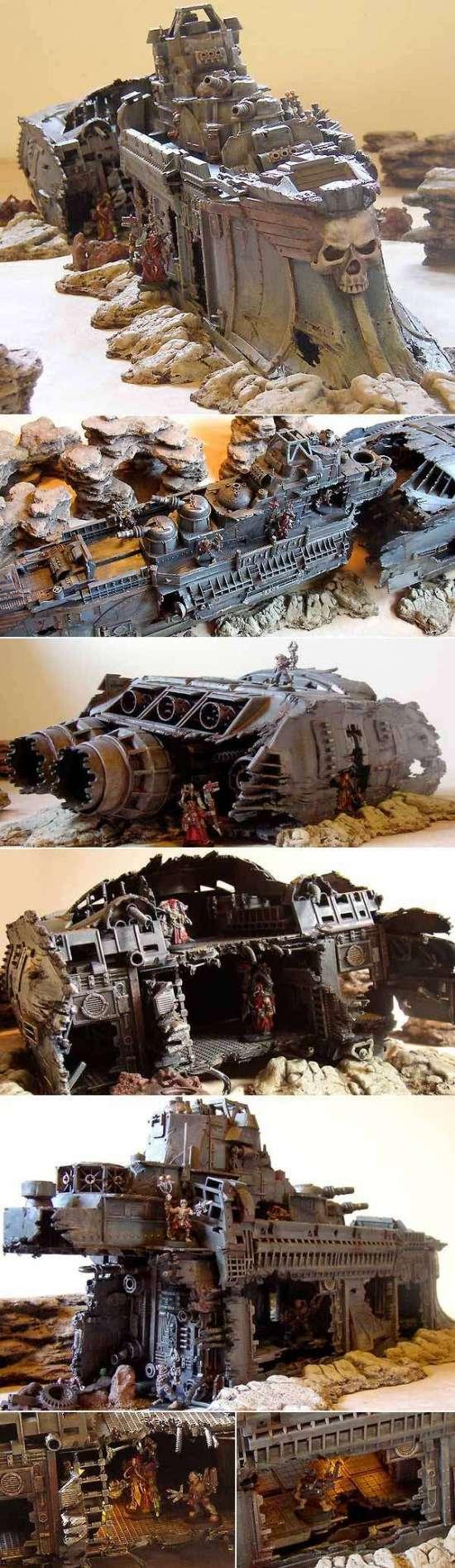 Wreck of the Dauntless