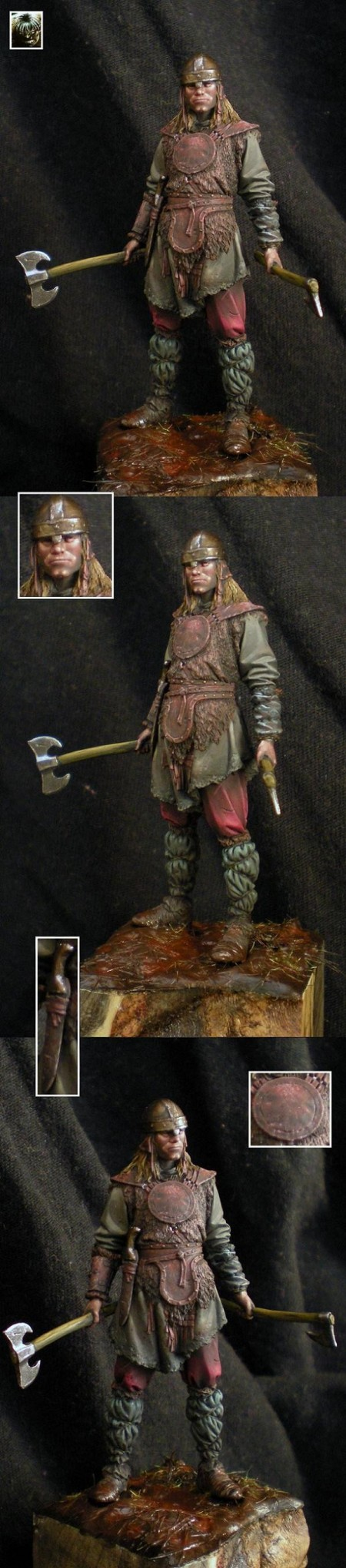 Saxon Warrior http://www.coolminiornot.com/228995