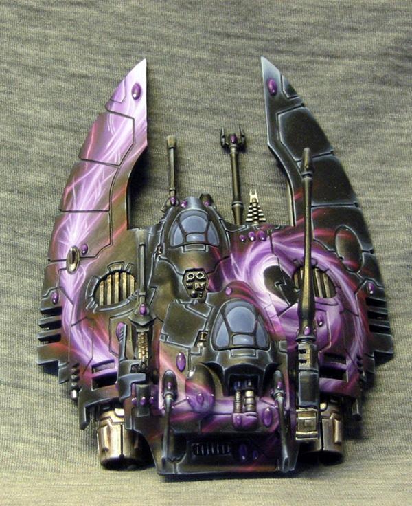Eldar Falcon, singularity Vortex