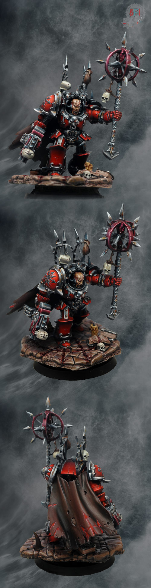 Dark Apostle Word Bearers