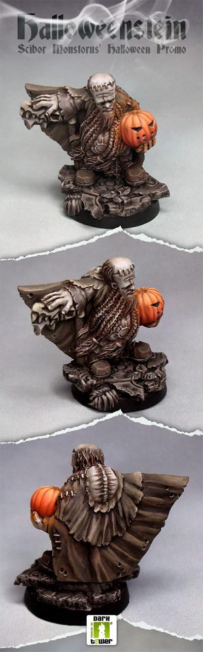Halloweenstein - Halloween Promo