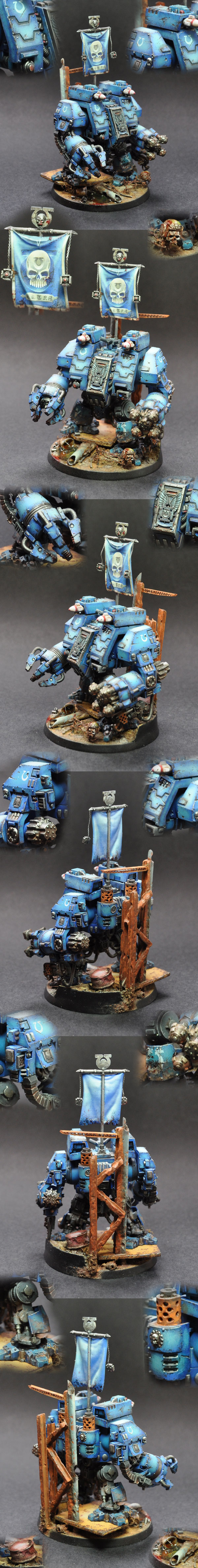 ultramarine dreadnought