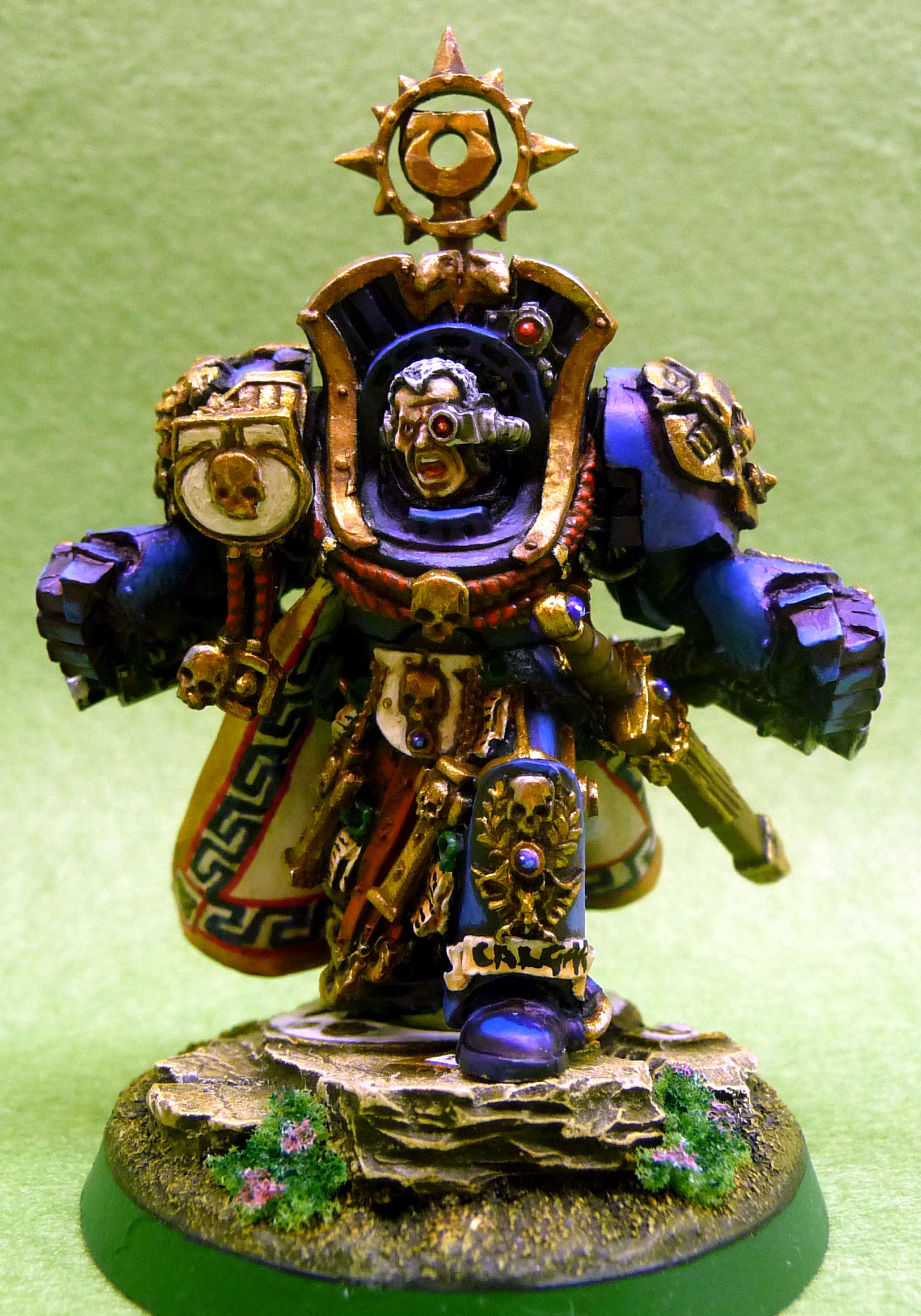 CoolMiniOrNot - Marneus Calgar by ironman1972