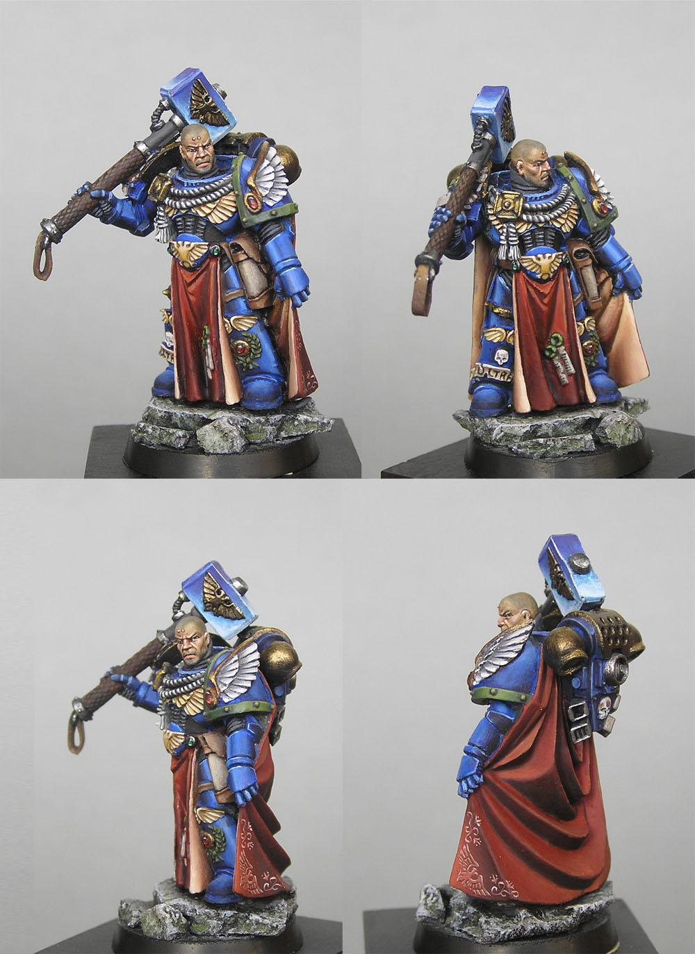 Space Marine Chapter Master