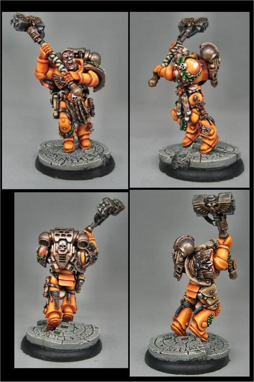 Space Marine Champion
