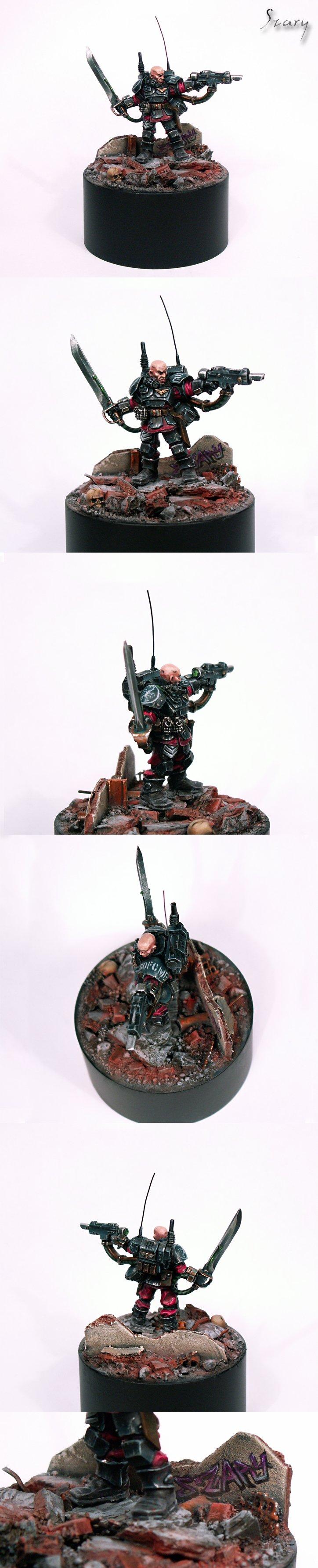 Karskin sergeant