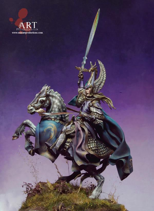 Ithramir, Hight Elf General