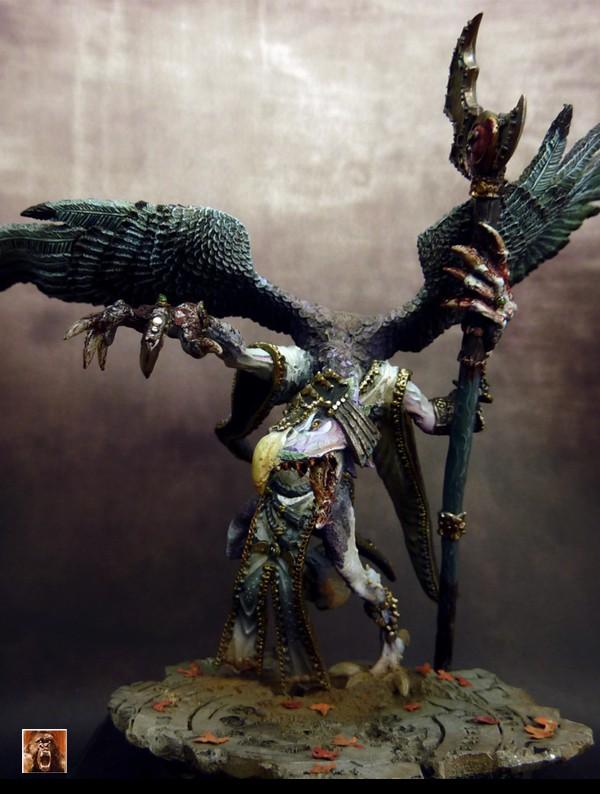Greater Demon of Tzeentch