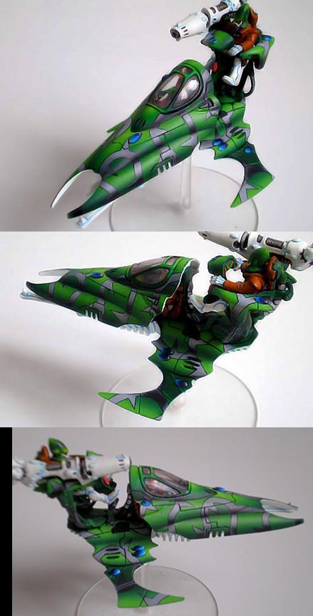 Eldar Vyper Jetbike