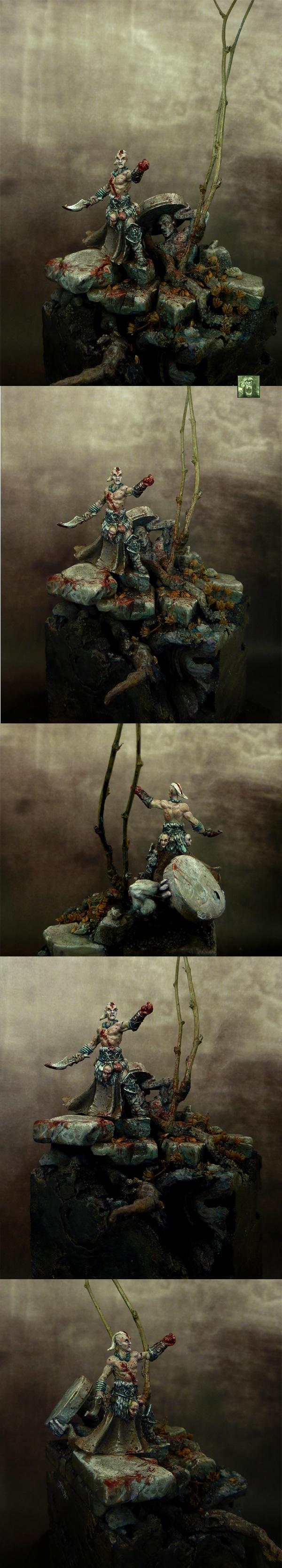 Germani Warrior