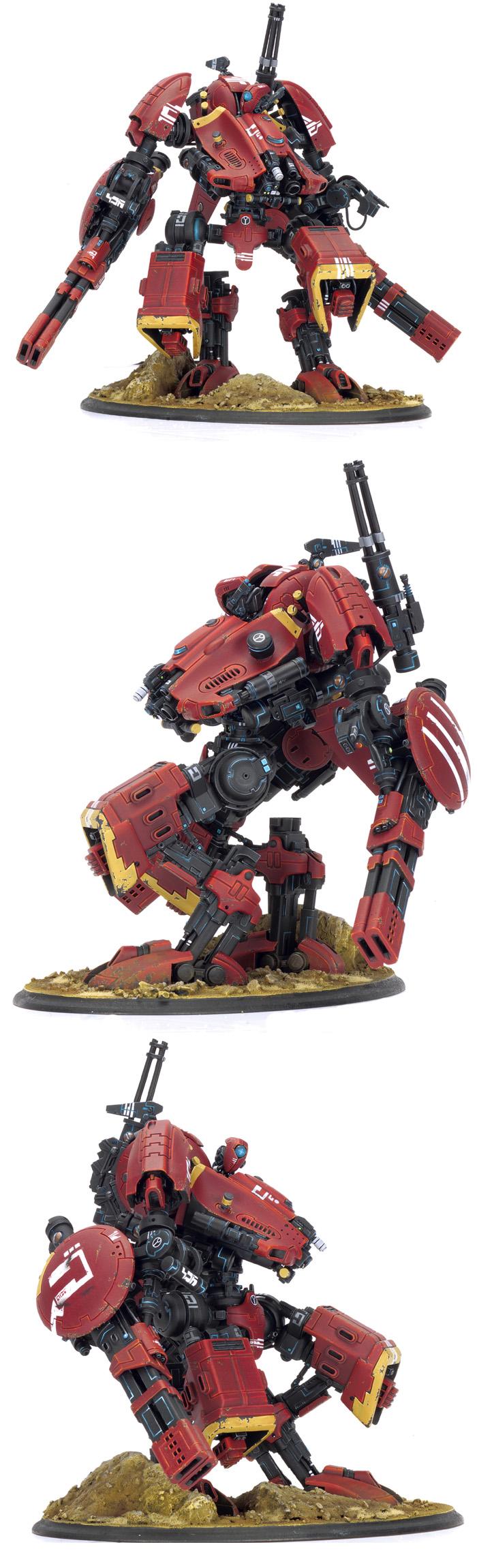 big battlesuit v2 - xv202 mako