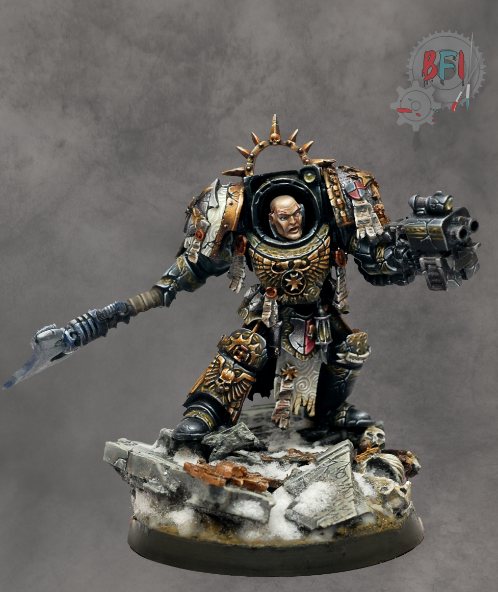 Black Templars High Marshal