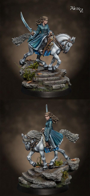 Arwen Mounted