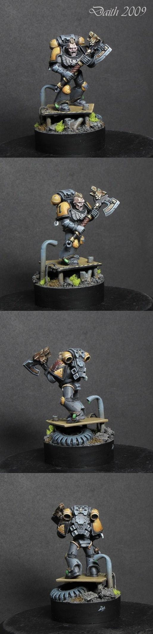 Wolf Guard #1