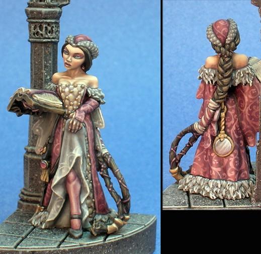 Hannah Blackruby, sorceress