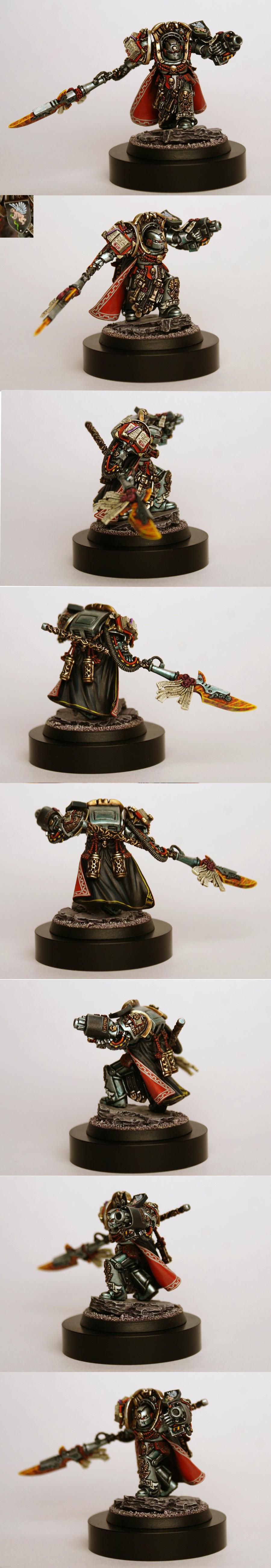 Grey Knight Grandmaster MKII