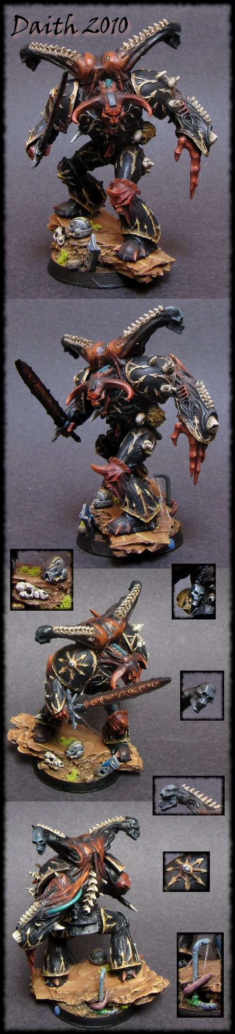 Black Legion Demon Prince