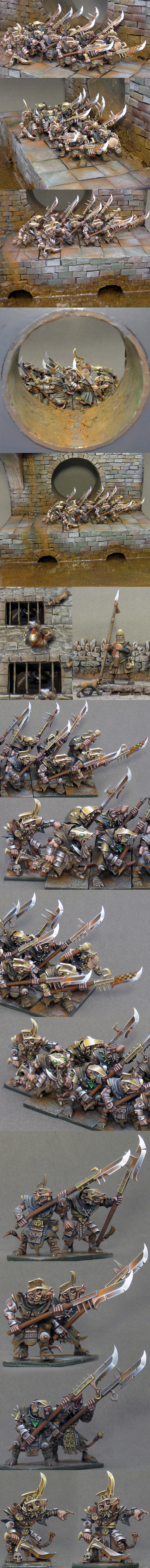 This is just my imagination... (skaven stormvermin)
