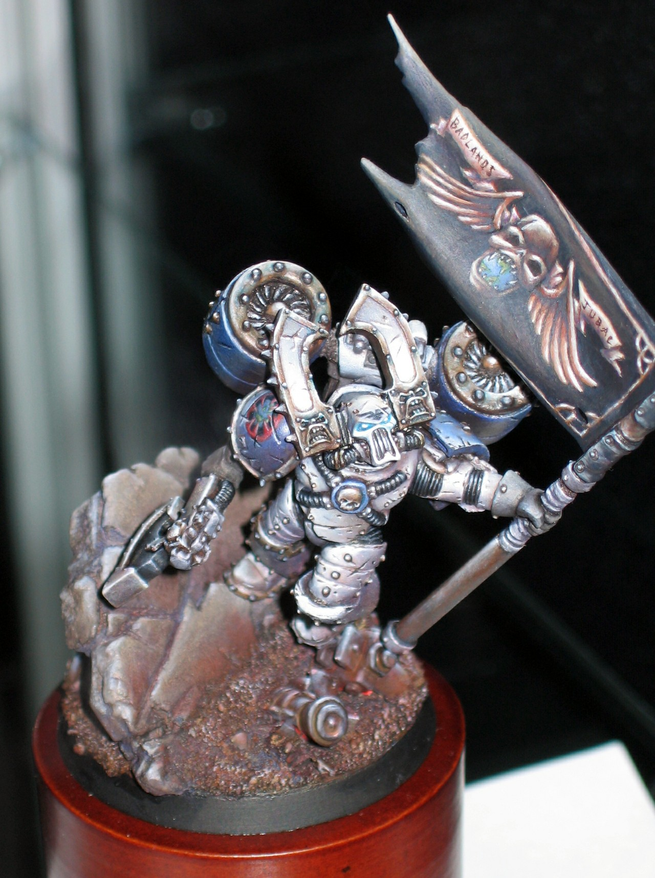 CoolMiniOrNot - Pre Heresy Kharn of the World Eaters by ...
