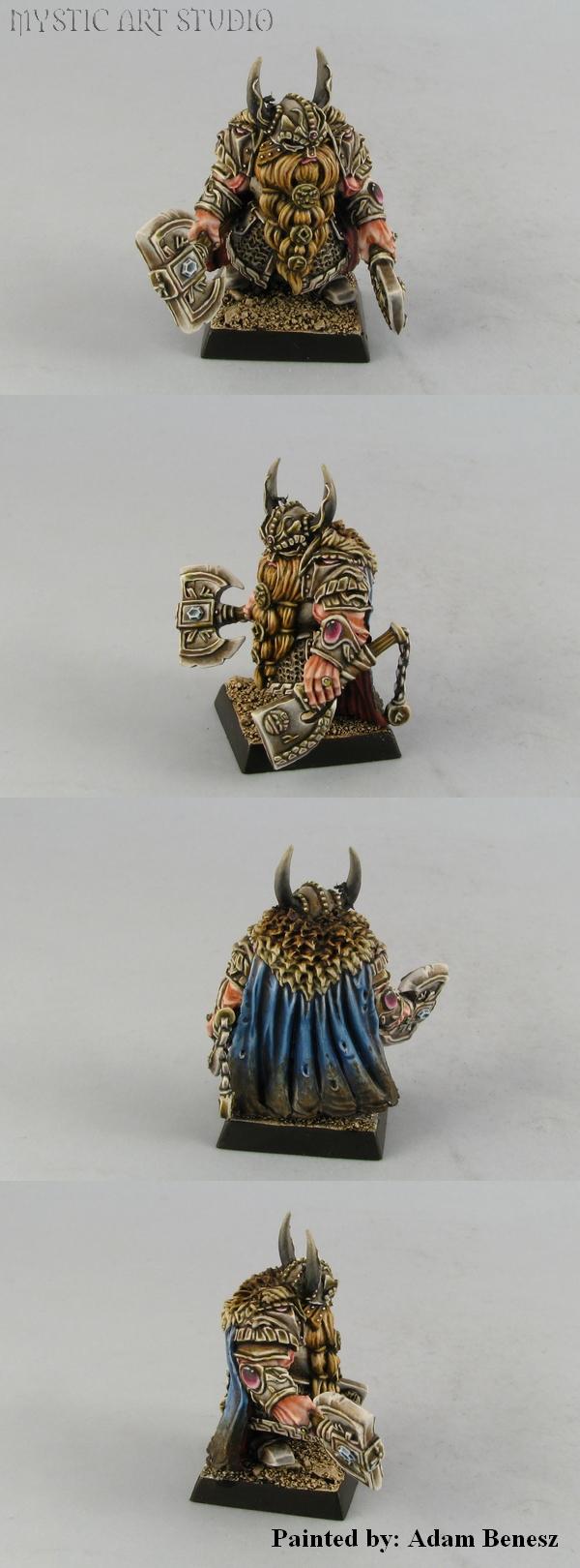 AoW Dwarf Lord