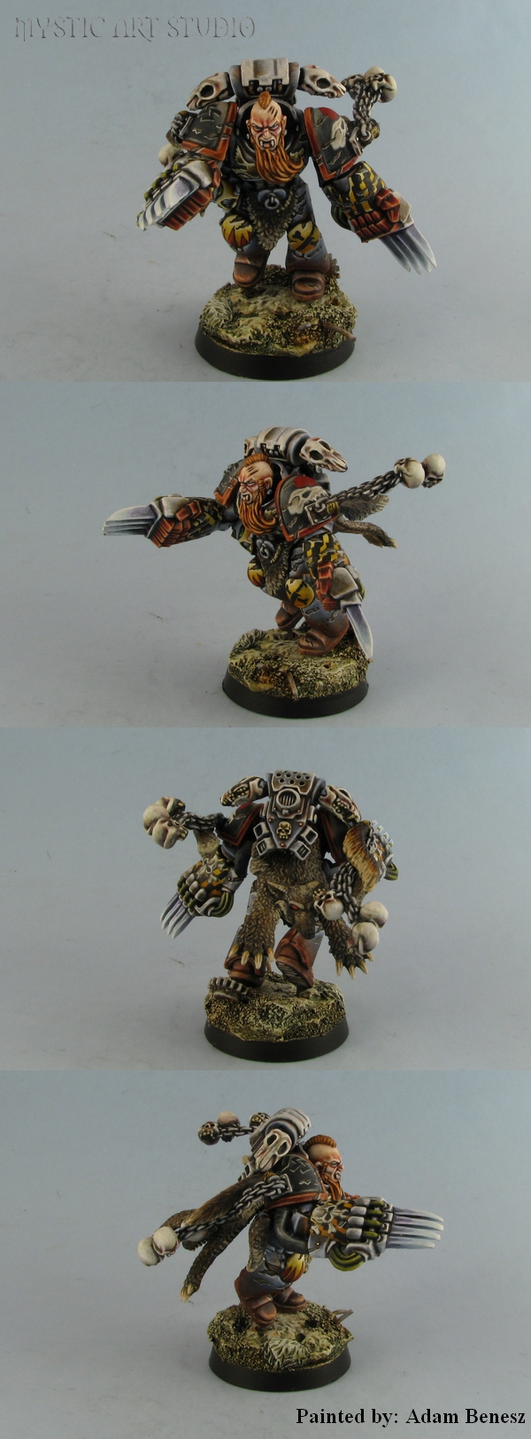 Space Wolves Wolf Lord